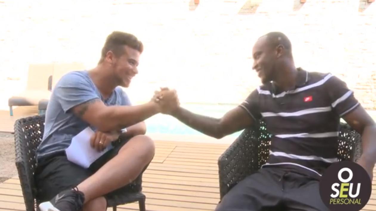 Confira aqui a entrevista com Thiaguinho.
