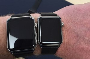 Apple Watch 38mm e 42mm.
