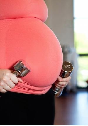 Musculação pós parto