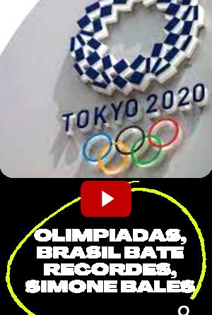 Story Azul e Branco de Olimpíadas para Instagram